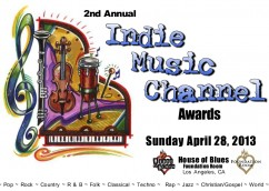 Aoede Receives 5 Nominations from Indie Music Channel Awards!